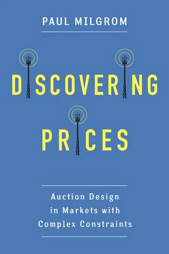 Paul Milgrom wins The Nobel Prize for Economics for his work on Auctions