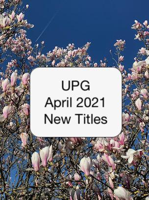 April 2021 New Titles