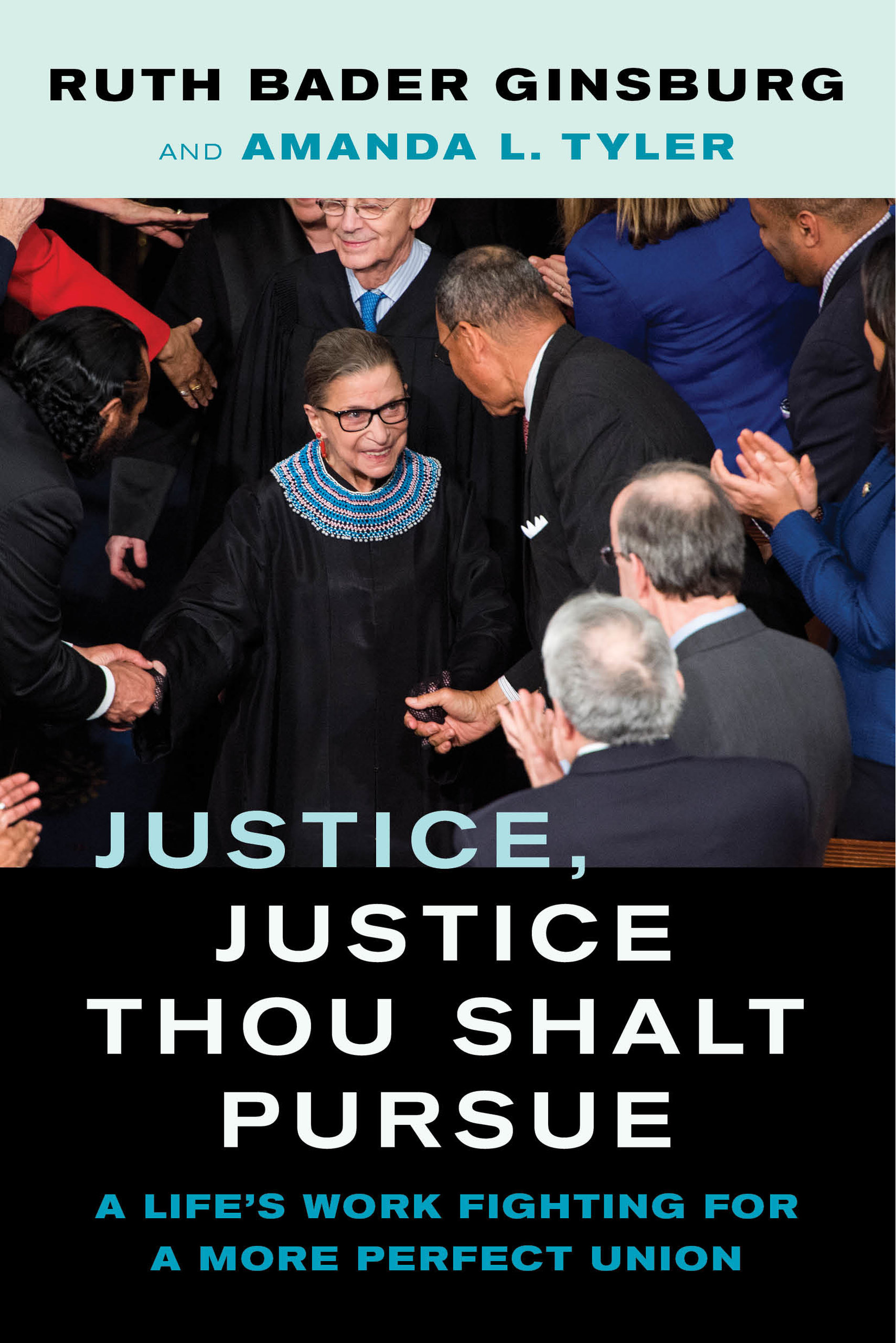 Justice, Justice Thou Shalt Pursue, reviewed in Washington Post
