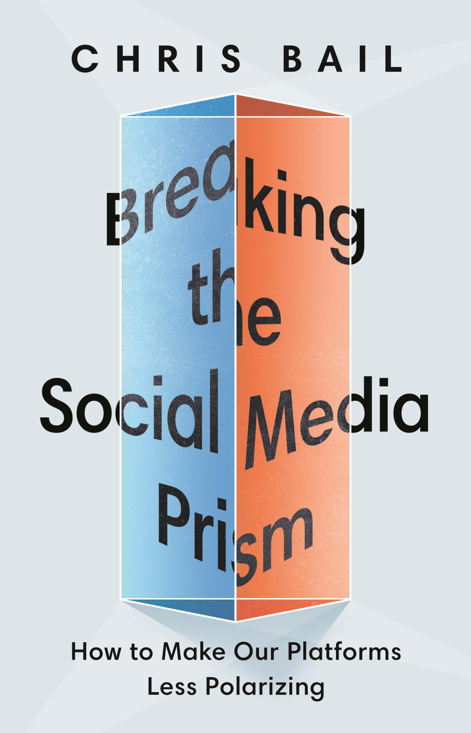 Breaking the Social Media Prism, reviewed in the Economist