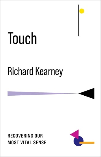 Philosopher Richard Kearney discusses his new book Touch in the Irish Times